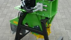 Baumstumpffräse zum Baggeranbau mit Hydraulikantrieb FZ 500 H
