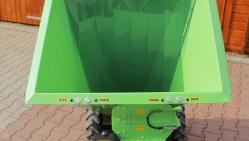 Buschholzhäcksler mit Fahrwerk für Gartenbau  LS 95 ES