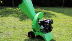 Buschholzhäcksler für Gartenbau LS 65/CH